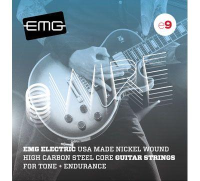 e9 Strings