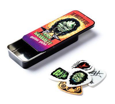 Kirk Hammett Pick Tin