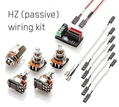1 or 2 Pickups HZ (PASSIVE)