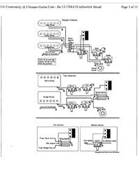 Emg Wiring Diagram from www.emgpickups.com